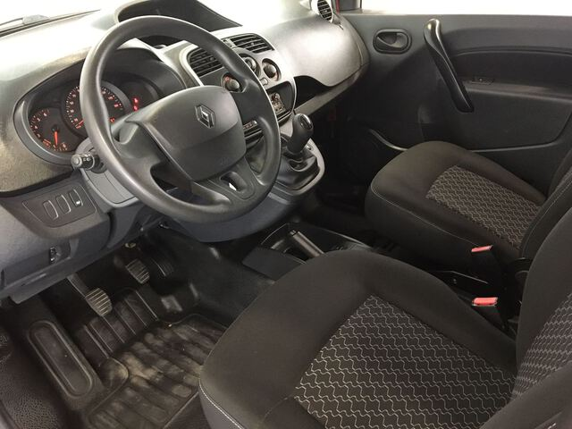 Inside Kangoo Furgón Diesel  ROJO
