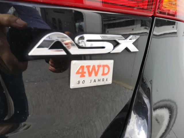 Außenausstattung ASX schwarz              schwarz