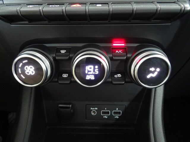 Inside Captur Diesel  Gris casiopea - tech