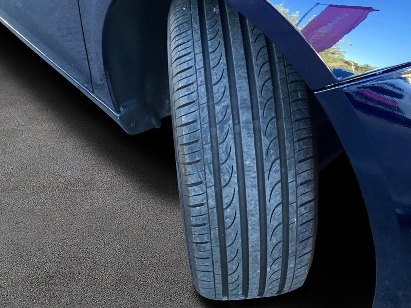 Outside 308 Diesel  Dark blue