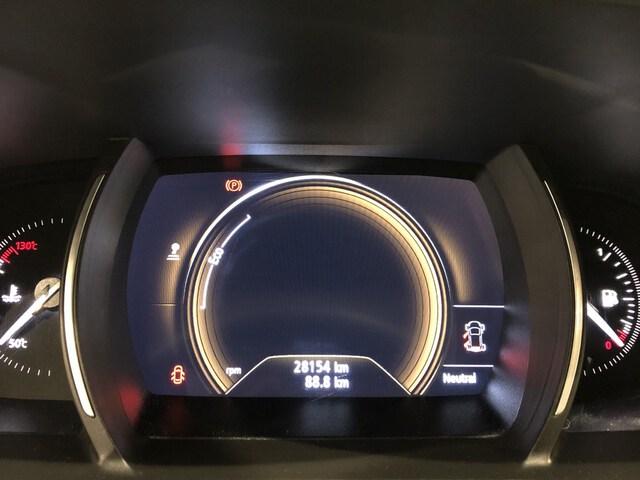 Inside Mégane Sport Tourer  Gris