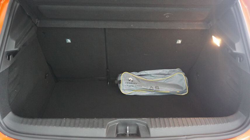 Outside Clio Diesel  Naranja