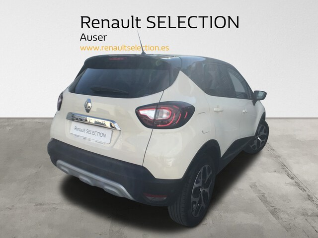Outside Captur Diesel  Marfil Delhi/Techo N