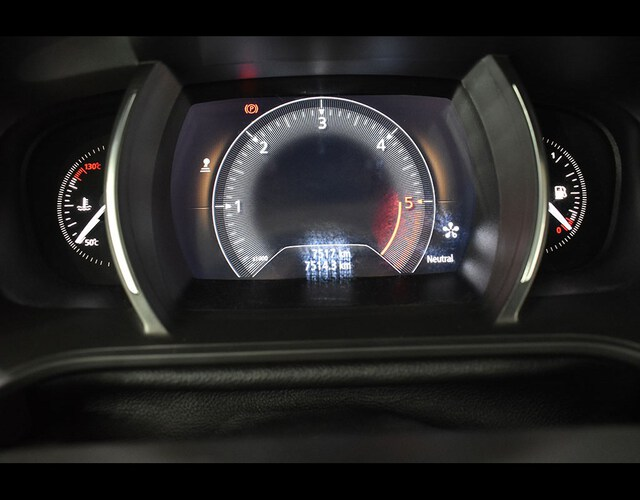Inside Mégane Sport Tourer Diesel  Azul