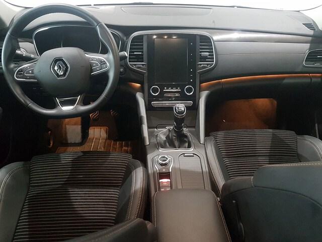 Inside Talisman Diesel  Gris Platino