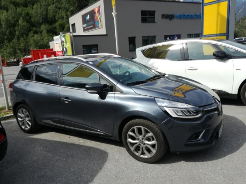 Außenausstattung CLIO Iron-Blau            grau