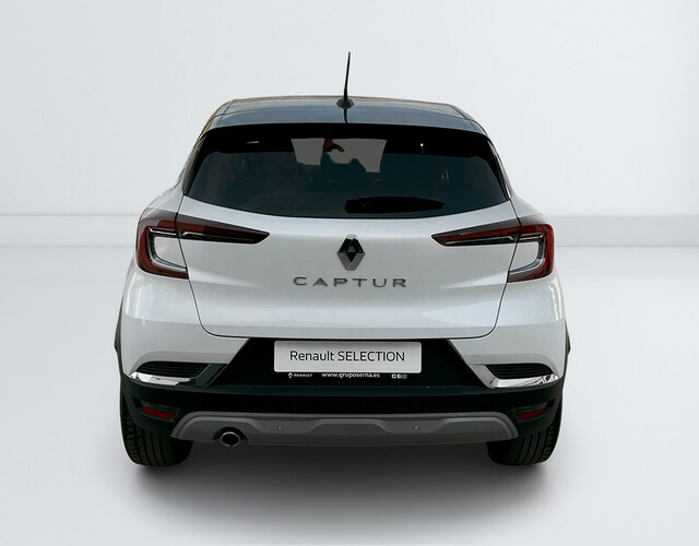 Outside Captur Diesel  BLANCO NACARADO TECH