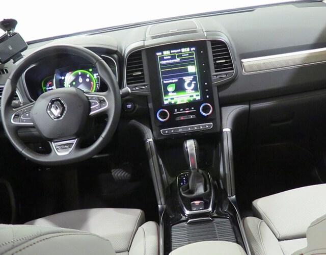 Inside Koleos Diesel  NEGRO