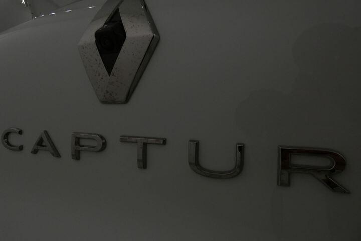 Inside Captur  Blanco Nacarado Tech