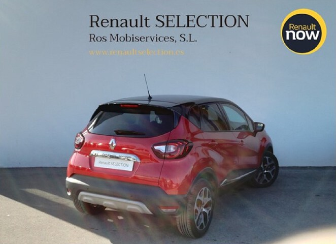 Outside Captur  ROJO