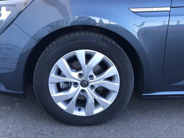 Outside Mégane Diesel  Gris Titanium