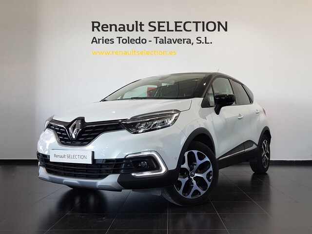 Captur  Blanco Nacarado/Tech