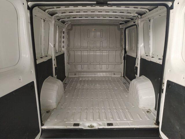 Inside Jumper Furgón Diesel  Blanco