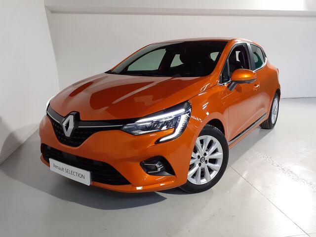 Clio  Naranja