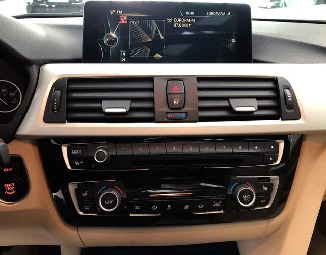 Inside Serie 3 F31 Touring Diesel  NEGRO