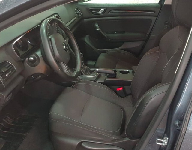 Inside Mégane Diesel  GRIS CASIOPEA