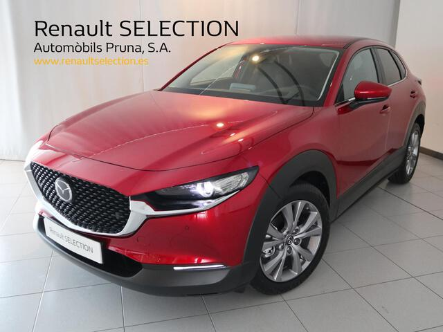 CX-30  Soul Red Crystal