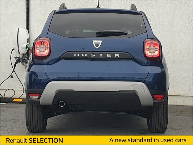 Exterior Duster  Blue