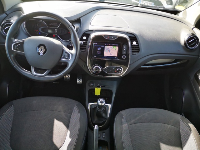 CAPTUR Intens GRIS CLAIR
