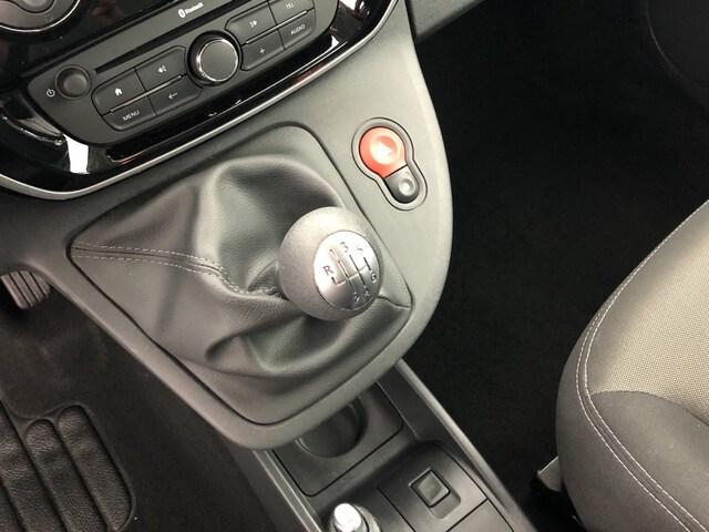 Inside Kangoo Combi Diesel  Marrón Moka