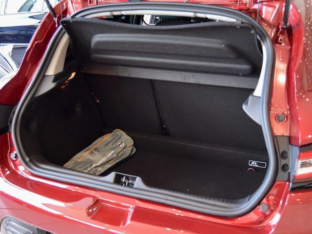 Inside Clio Diesel  Rojo Intenso