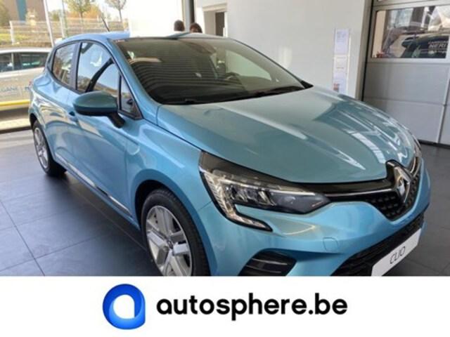 Clio  blauw