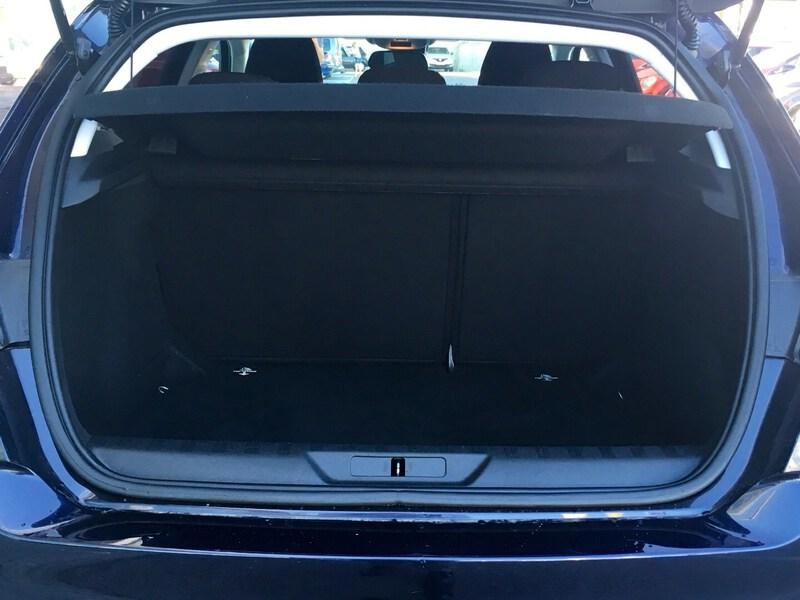 Inside 308 Diesel  Dark blue