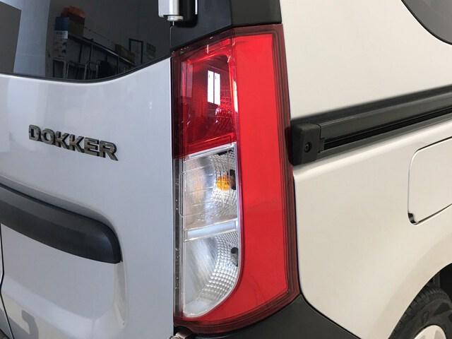 Inside Dokker Diesel  Gris Platino