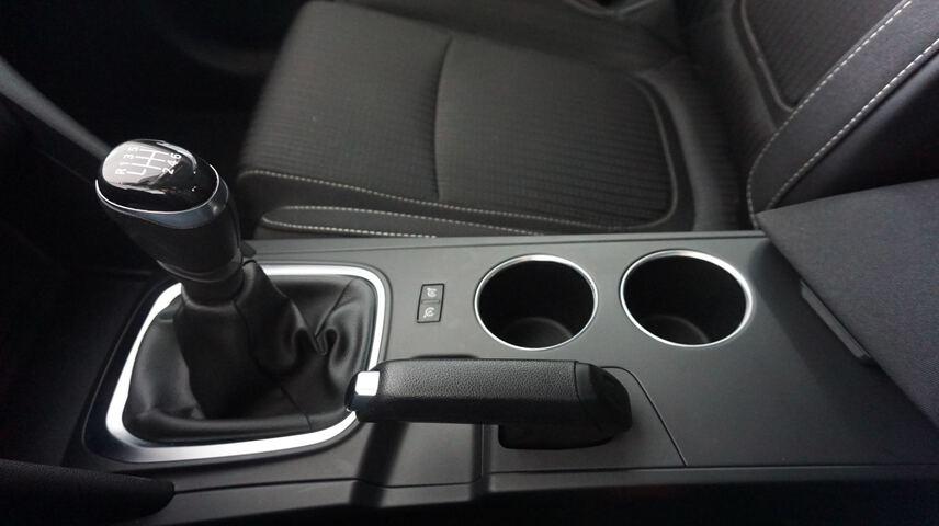 Inside Mégane  Gris Titanium