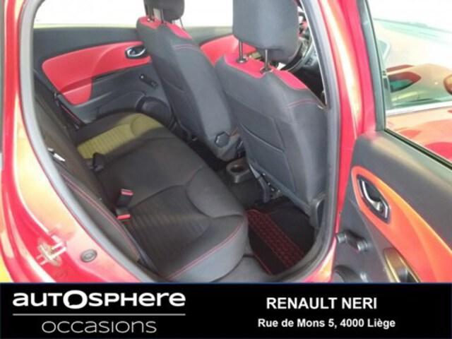 Extérieur Clio Grandtour  rouge
