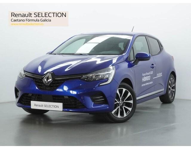 Clio Híbrido  Azul Rayo