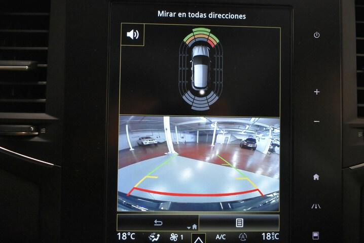 Inside Mégane Diesel  GRIS OSCURO