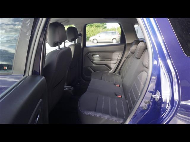 Esterni Duster II 2018 Pastello Blu