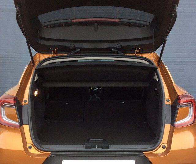Inside Captur  Naranja
