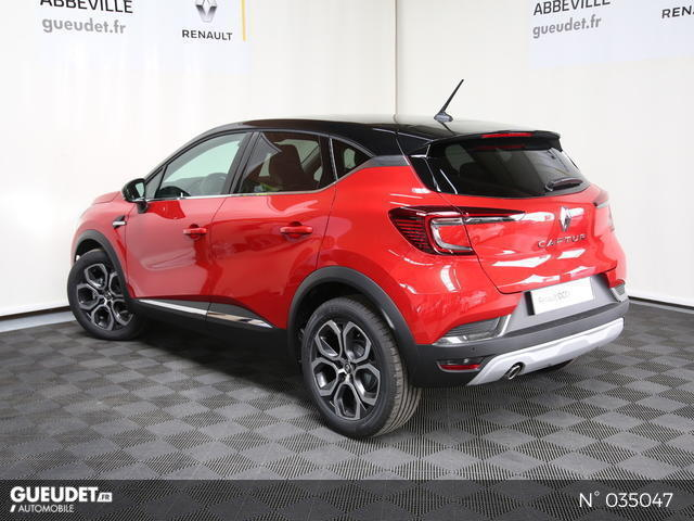 CAPTUR Intens ROUGE FONCE