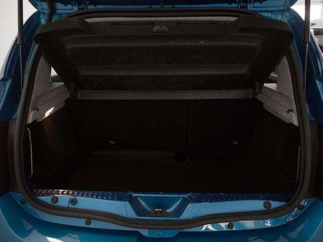 Inside Sandero  Azul