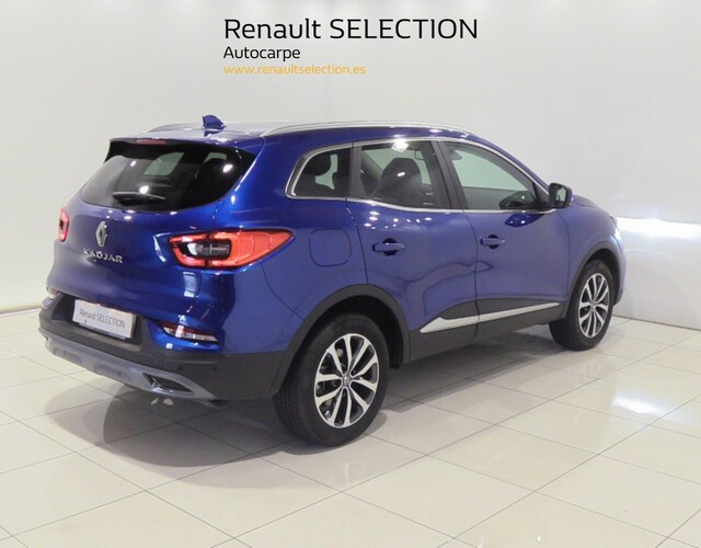 Outside Kadjar Diesel  Azul Rayo