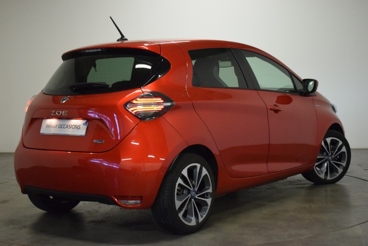 ZOE SL Edition One ROUGE FLAMME