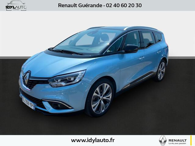 GRAND SCENIC Intens BLEU CELESTE/TOIT NO