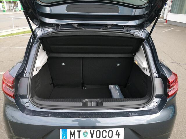 Außenausstattung Clio Titanium Grau        grau