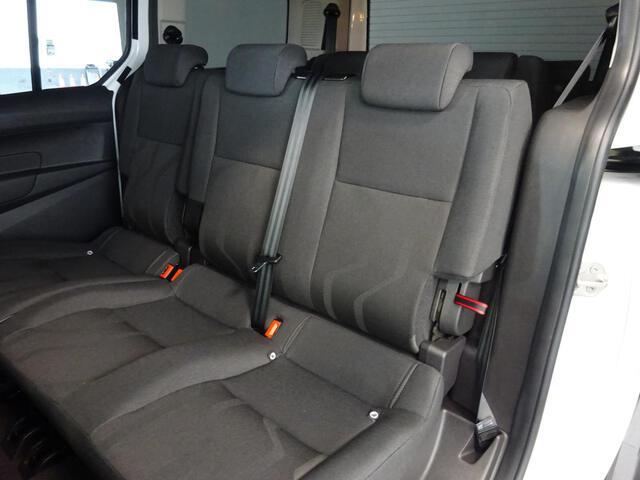 Inside Transit Connect Combi Diesel  Azul Báltico