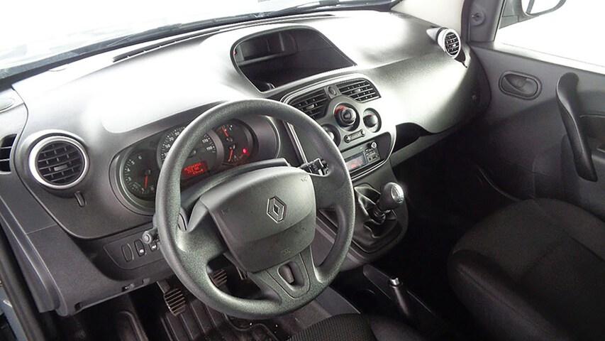 Inside Kangoo Combi Diesel  GRIS