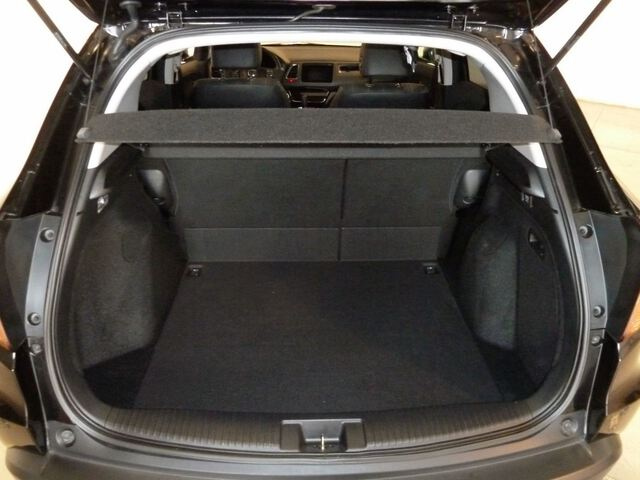 Inside HR-V Diesel  Negro