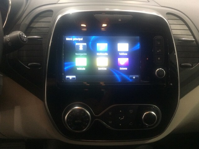 Inside Captur  Blanco