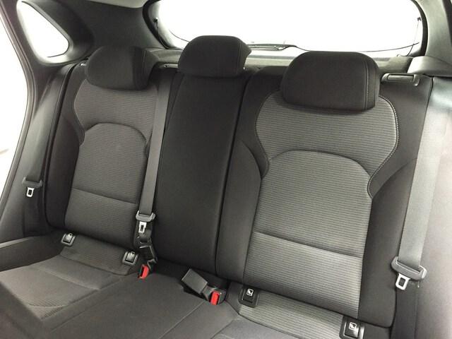 Inside i30 Diesel  Polar White