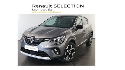 RENAULT - Captur Híbrido Enchufable