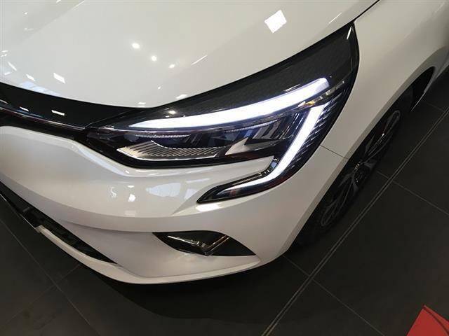 Esterni Clio V 2019 Metallizzata Bianco