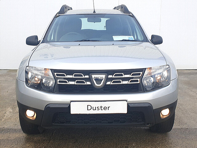 Exterior Duster  Silver