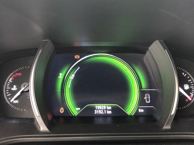 Inside Mégane Sport Tourer Diesel  Beige Duna