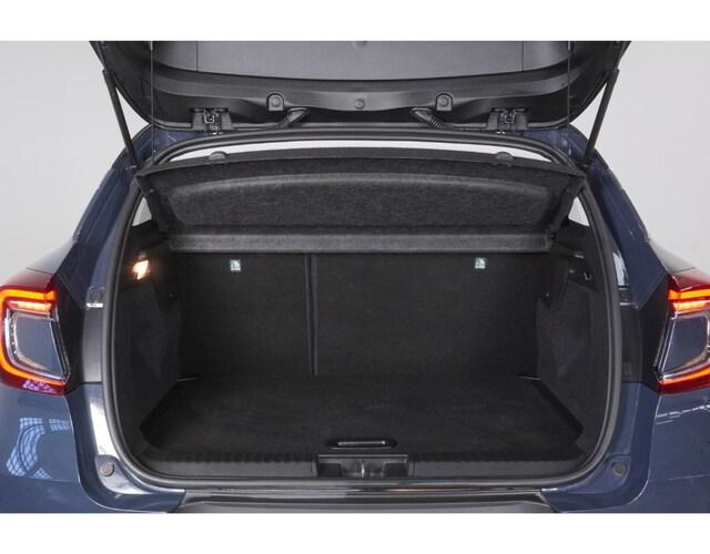 Inside Captur Diesel  Azul Volga con techo